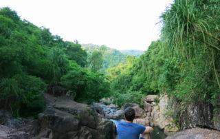 Weltreise Backpacking Entscheidung Dschungel Vietnam