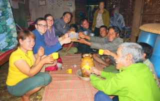 Weltreise Backpacking Entscheidung Vietnam