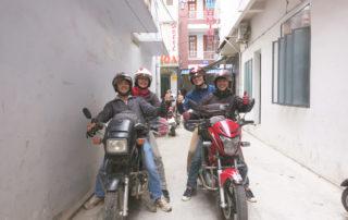 Weltreise Backpacking Entscheidung Motorradtour Vietnam