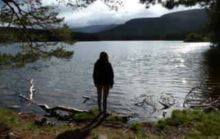 Weltreise Backpacking Entscheidung Schottland