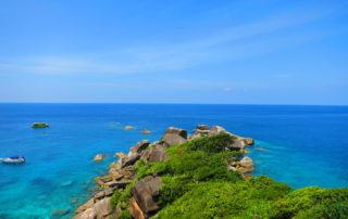 Weltreise Backpacking Entscheidung Thailand